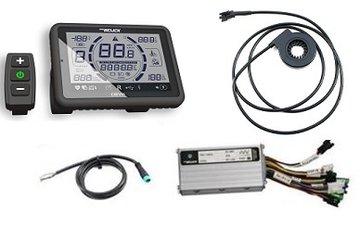 Controller vervangingsset elektrische fiets