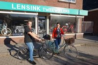 In gesprek met Power-Bike dealer Lensink Tweewielers