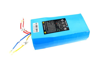 Batterij reparatie pack 36V 13Ah Li-Ion ICR 468 Wh model 2012