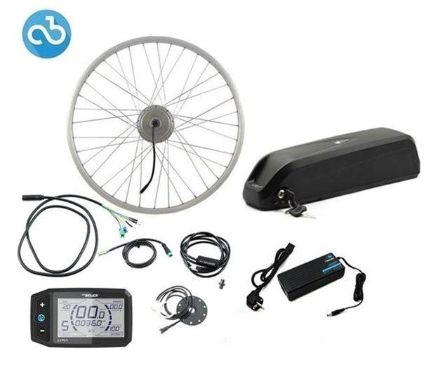 ombouwset elektrische fiets bidon