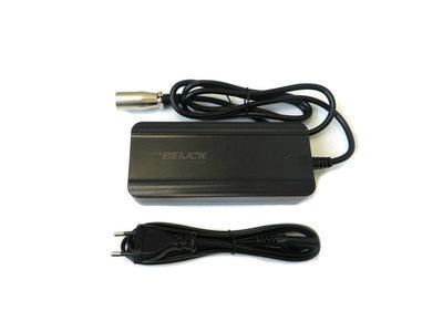 Qwic 36V 4 pins XLR oplader
