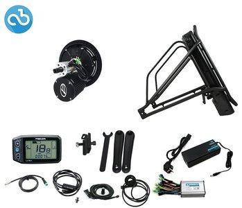 ombouwset elektrische fiets middenmotor midway