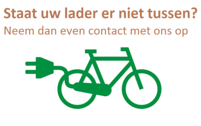 fiets lader