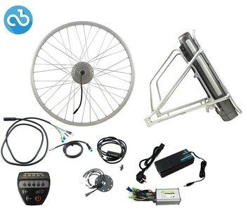 Ombouwset elektrische fiets slim